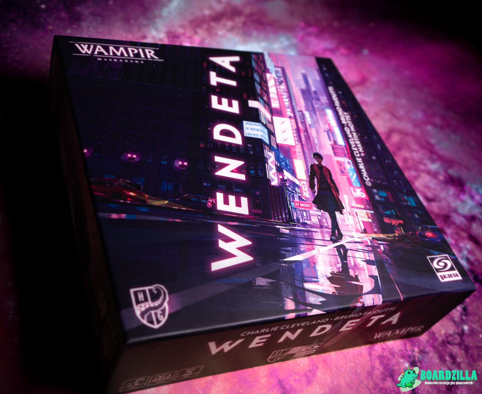 Wampir: Maskarada - Wendeta
